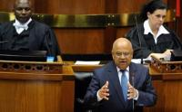 Finance Minister Pravin Gordhan delivers his Medium Term Budget Policy Statement in Parliament, Cape Town, 25 October 2012 (Photo: GCIS)
