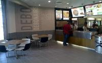 A new-look Debonairs Pizza store in Richard's Bay in South Africa's KwaZulu-Natal province (Photo: Debonairs Pizza)