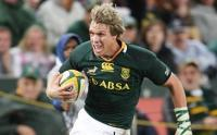 Springbok captain Jean de Villiers (Photo: SA Rugby)