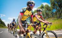MTN-Qhubeka is the first African cycling team to race at Pro Continental level (Photo: Team MTN-Qhubeka)