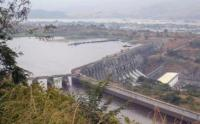 The Inga gorge and dam complex on the Congo River in the Democratic Republic of the Congo (Photo: UNEP DR Congo)