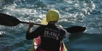 Get a taste of real adventure at the OBiKWA Canoe Polo Challenge.