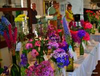 The Mossel Bay Flower Show is an annual delight to gardening enthusiasts and visitors alike. The Flower Show will once again be hosted at the Dias Museum from 24 to 26 October. Photo: Tersia Marais