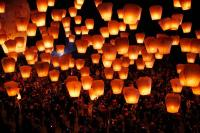 While lovely to look at, the release of Chinese lanterns into the air are considered a �disaster� for the National See Rescue Institute (NSRI), because they are often mistaken for distress flares.