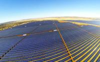The 96 megawatt solar photovoltaic Jasper plant, near Kimberly in the Northern Cape province (Image: Solar Reserve)