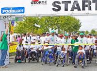 Next year's Outeniqua Wheelchair Challenge will take place on 21 February.