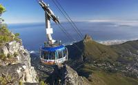 The Table Mountain Cable Car gives visitors a 360 degree view of the Cape Peninsula. (Photo: Table Mountain)