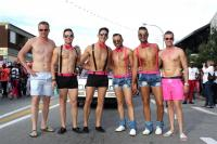 Knysna is turning pink from April 29 till May 2 when it hosts both the Globeflight Pink Loerie Mardi Gras & Arts Festival in association with TRIAC and MGSA and the international Mr Gay World� Grand Finale.