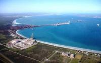 The port of Saldanha. Global oil and gas groups are negotiating joint ventures with South African firms at the Saldanha Bay Industrial Development Zone (Photo: Saldanha Bay IDZ Licencing Company)