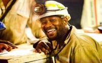 An Anglo American miner. (Image: Anglo American)