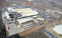 Nampak's glass manufacturing plant at Roodekop outside Johannesburg (Photo: Nampak Wiegand Glass)