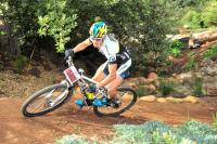 Three-time Absa Cape Epic champion Stefan Sahm will head up a star-studded field for the Garden Route 300 mountain bike stage race in Knysna from February 27 to March 1 (Photo: Jetline Action Photo)