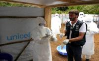 South Africa helps to beat Ebola (Image: Facebook/WHO)