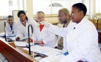 Training at South Africa's National Health Laboratory Service (Photo: National Health Laboratory Service)
