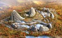 An artist's impression of what Modderfontein, east of Johannesburg, could look like 20 years from now.