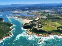 Knysna and Plett a playground for the rich