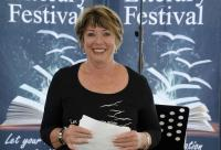 Ling Dobson of Pam Golding Properties Knysna, who established the event in 2010 as a way of giving back to the Knysna community.
