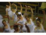 The ballet group with their version of F�r Elise during last years Eistedford.