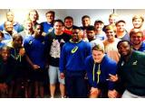 Springbok captain Jean de Villiers inspires the Baby Boks ahead of their Argentina tour. (Image: Saru)