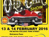 20th George Old Car Show driven by Oakhurst Insurance