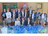 Glenwood House School is also on board with the local water project. (Photo: Supplied)