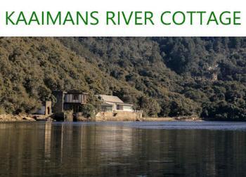 Kaaimans River Cottage: Kaaimans River Cottage