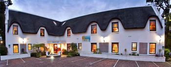 Oakhurst Hotel: Manor House Hotel South Africa