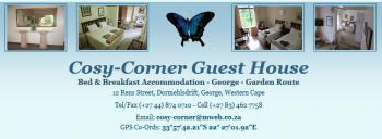 Cosy- Corner Guest House: Cosy-Corner Guest House George