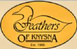Feathers of Knysna: Feathers of Knysna famous hand crafted birds of Wood