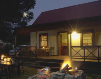 Forest Edge: Fully equipped self-catering Cottages