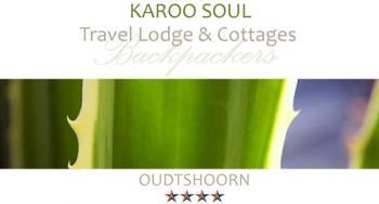 Karoo Soul Backpackers & Adventure Centre: Karoo Soul Backpackers & Adventure Centre