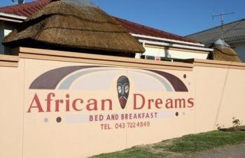 African Dreams Bed and Breakfast: African Dreams Bed and Breakfast