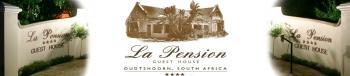 La Pension Guest House: La Pension Guest House Oudtshoorne