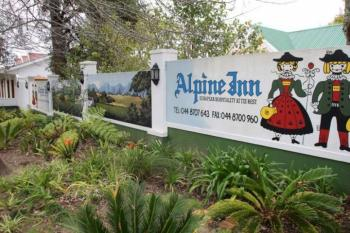 Alpine Inn: George Accommodation