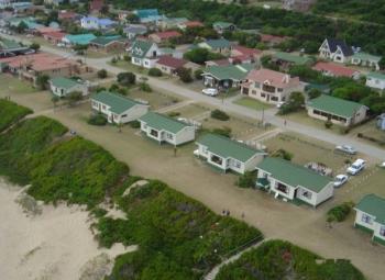 Dwarswegstrand Resort: Dwarswegstrand Oord