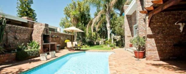 Klein Karoo accommodation