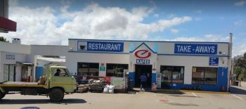 Engen Garage Aloe Motors Restaurant and Wine Boutique: Engen Garage Aloe Motors Restaurant and Wine Boutique Albertinia
