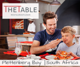 The Table Restaurant and Bar: The Table Restaurant & Bar Plettenberg Bay
