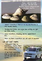 Shuttle Travel & Events: Garden Route South Africa