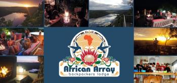 African Array Backpackers Lodge: African Array Backpackers Lodge