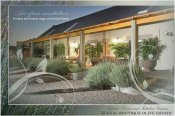 Surval Boutique Olive Estate