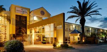 Protea Hotel by Marriott Knysna Quays: Protea Hotel by Marriott Knysna Quays
