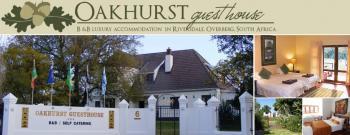 Oakhurst Guest House: Oakhurst Guest House