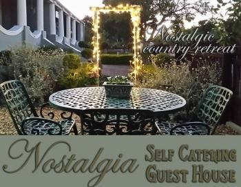 Nostalgia Self-Catering Accommodation: Nostalgia Self-Catering Accommodation