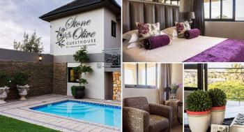 Stone Olive Guest House: Guest House Jeffreys Bay Accommodation