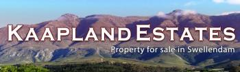 Kaapland Estates: Real Estate Swellendam Garden Route