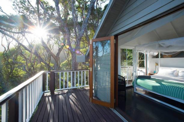 Situated in Private Nature Reserve in Knysna