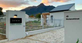 Lorelei Guesthouse: Guesthouse George, Garden Route
