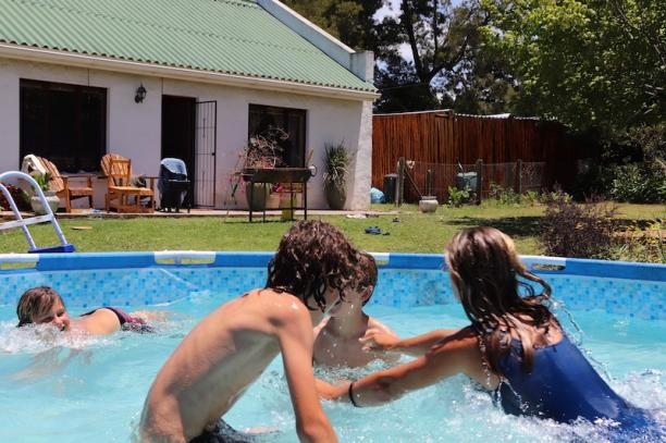 Self Catering Holiday Home Wilderness Garden Route