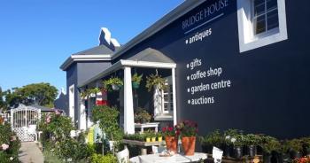 Bridge House Lifestyle: Garden Centre and Coffee Shop George Central, Garden Route